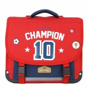 "Cartable POL FOX 35 cm ""Champion"""