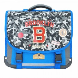 "Cartable POL FOX 35 cm ""Brooklyn"""