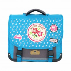 "Cartable POL FOX 35cm ""Paradise Island"""