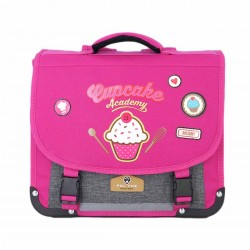 "Cartable POL FOX 35cm ""Cupcake"""