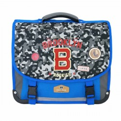 "Cartable POL FOX 38cm ""Brooklyn"""