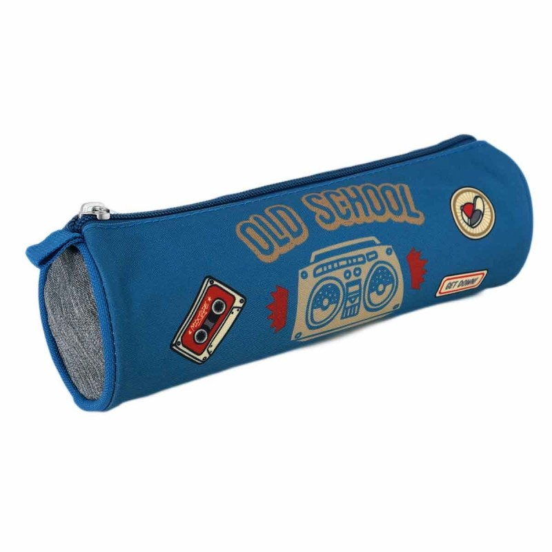 Trousse ronde POL FOX OLD SCHOOL.