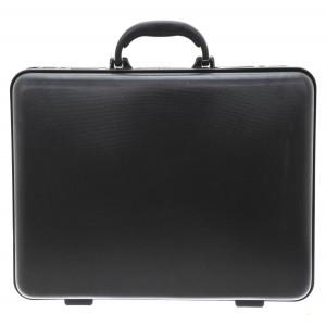 Attaché-case rigide DAVIDT'S en ABS - noir