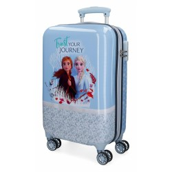 Valise Trolley Cabine rigide Frozen Spirits of Nature Bleu