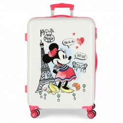 Valise 4 roues 68 cm Minnie Around The World Paris - Disney
