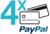 Paiement en 4 fois sans frais avec PayPal