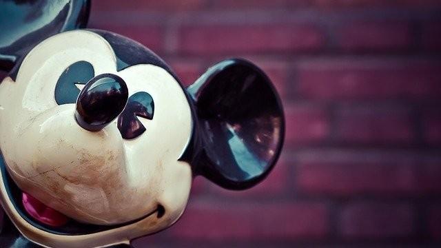 Bagages Disney, Mickey, Minnie, La Reine des Neiges